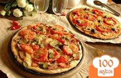 Фото рецепта: «Пицца «Viva Italia»»