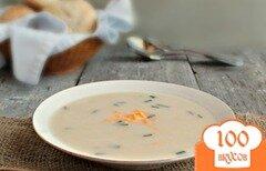 Фото рецепта: «Суп из цветной капусты с сыром»