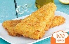 Фото рецепта: «Филе минтая на сковороде»
