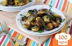 Фото рецепта: «Пикантная брюссельская капуста»