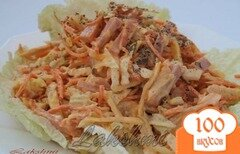 Фото рецепта: «Вкусный салат «Анастасия»»