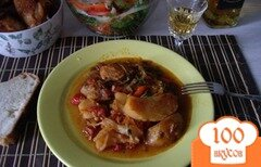 Фото рецепта: «Жаркое по-деревенски»