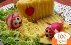 Фото рецепта: «Домашний плавленый сыр»