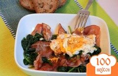 Фото рецепта: «Европейский завтрак»