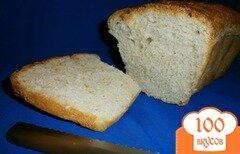 Фото рецепта: «Хлеб на минеральной воде и мартини»