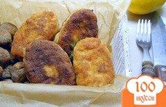 Фото рецепта: «Рыбные пальчики или мини котлеты.»