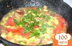 Фото рецепта: «Рагу из баранины»