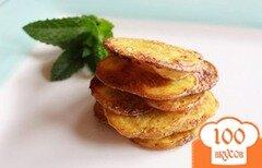 Фото рецепта: «Картофельные чипсы карри»
