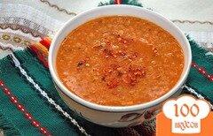 Фото рецепта: «Чечевичный суп для похудения»