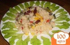 Фото рецепта: «Овощное ризотто»