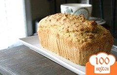 Фото рецепта: «Сладкий банановый хлеб»
