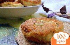 Фото рецепта: «Сочные рыбные котлеты на йогурте с геркулесом.»
