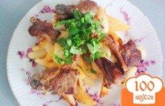 Фото рецепта: «Кавурма из баранины»