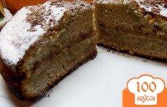 Фото рецепта: «Пирог кофейный»