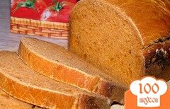 Фото рецепта: «Томатный хлеб с паприкой»