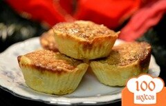 Фото рецепта: «Ягодный ореховый тарт»
