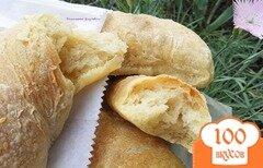Фото рецепта: «Французкий багет»