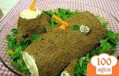 Фото рецепта: «Печёночный паштет»
