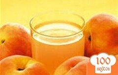 Фото рецепта: «Персиковый компот»