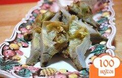 Фото рецепта: «Артишоки на гриле»