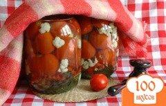 Фото рецепта: «Овощи маринованные»