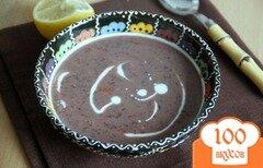 Фото рецепта: «Фасолевый пряный суп-пюре»