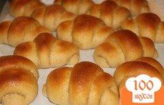 Фото рецепта: «Дрожжевые булочки»