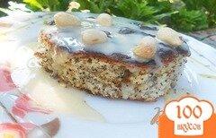 Фото рецепта: «Маковый пирог»