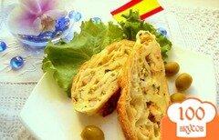Фото рецепта: «Рулет с морепродуктами»