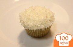 Фото рецепта: «Кокосовые кексы»