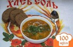 Фото рецепта: «Солянка грибная без картошки»