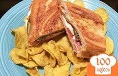 Фото рецепта: «Сэндвич»