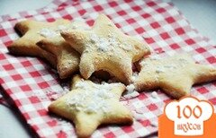 Фото рецепта: «Сметанное печенье»