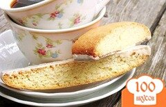 Фото рецепта: «Лимонные бискотти»