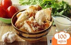 Фото рецепта: «Курица Шкмерули»