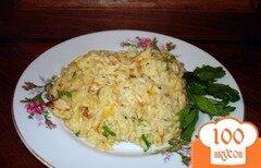 Фото рецепта: «Рис с копченой курочкой»