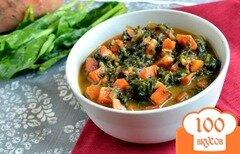Фото рецепта: «Африканское овощное рагу»