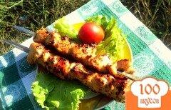 Фото рецепта: «Шашлык из куриного филе»