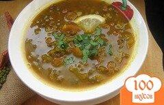 Фото рецепта: «Фасолевый суп Дал Таркари»