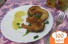 Фото рецепта: «Пиленгас жареный с паприкой.»