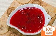 Фото рецепта: «Соус из красной смородины»