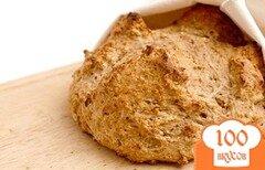 Фото рецепта: «Хлеб из пресного теста»