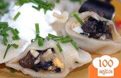 Фото рецепта: «Пельмени с грибами»