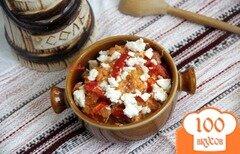 """Фото рецепта: «Закуска на завтрак """"Закарпатская""""»"""
