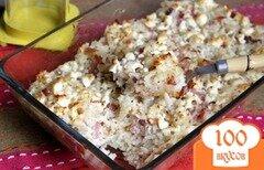 Фото рецепта: «Ризопита - рисовая запеканка по-гречески»