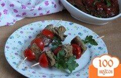 Фото рецепта: «Шашлык на сковороде»