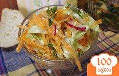 Фото рецепта: «Весенний салат»