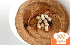 Фото рецепта: «Соус из запеченного чеснока и фасоли»