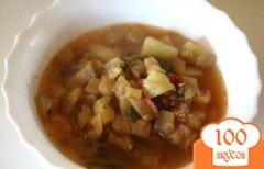 Фото рецепта: «Суп из баклажанов»