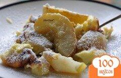 Фото рецепта: «Пудинг с грушами»